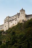 Hohensalzburg Castle Salzburg Austria