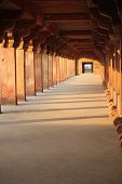 Fatehpur Sikri, columns detail