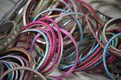 Indian Colorful Bracelets