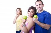 Couple And Healthy Lifestyle