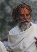 Indian Man With Rasta