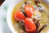Thai Cuisine- Tom Kha Kai