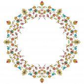 Artistic Ottoman Pattern