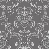 image of french culture  - French gray and white wallpaper for your design - JPG