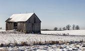 scenic barn landscape
