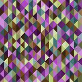 Abstract Triangular Polygonal Geometric Background