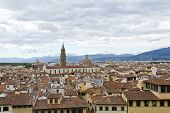 Florence Red Roofs