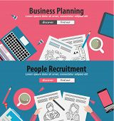 stock photo of financial management  - Design Concepts for business solution and financial management - JPG