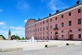 Castle Of Uppsala, 1540. Sweden