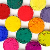 pic of holi  - Colorful background - JPG
