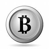 pic of bitcoin  - Bitcoin icon - JPG