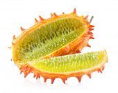 foto of melon  - kiwano melon - JPG