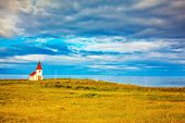 picture of chapels  -  Iceland - JPG
