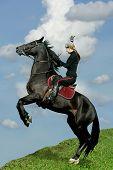 Horsewoman_