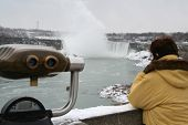 Niagara Falls - Tourist View