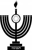 Symbol Of Hanukkah