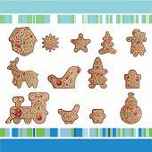 Ornament gingerbread