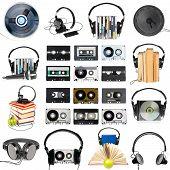 Audio Gear Set
