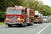 Feuer LKW Parade 9