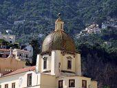 Church In  Positano
