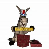 Donkey - Early Christmas Gift