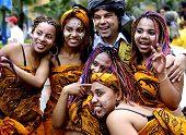 Madagassische Mädchen