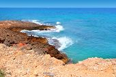 Las Rotas azul Mediterrâneo Mar Denia