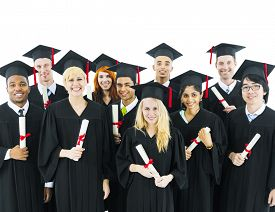 image of tassels  - Graduate Graduation Tassel Knowledge Academic Concept - JPG