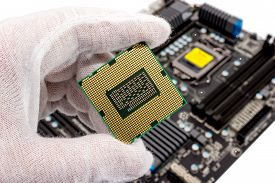 picture of cpu  - Electronic collection  - JPG