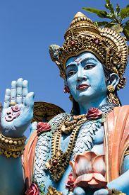 pic of shiva  - Shiva statue hindu idol in Bali Indonesia - JPG