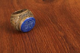 foto of ottoman  - This is a very old ring from Anatolia - JPG