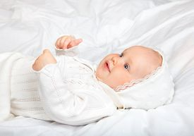 picture of christening  - Close - JPG