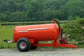 Muck And Slurry Tank