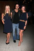 LOS ANGELES - MAY 17:  Jennifer Gareis, Brandon Beemer, Heather Tom at the Bold & Beautiful Celebrat