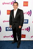 LOS ANGELES - APR 10: Antonio Villaraigosa arrives at the 22nd annual GLAAD Media Awards at Westin B