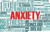 stock photo of dreads  - Anxiety and Stress and its Destructive Qualities - JPG