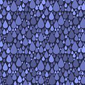 Tropfen (seamless Pattern)