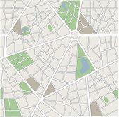 Seamless City Map