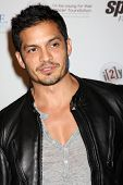 LOS ANGELES - MAY 24:  Nicholas Gonzalez arriving at the Celebrity Casino Royale Event at Avalon on