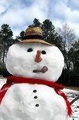 Above Average Snowman