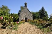 Chapel of Verniette at Conlie in France