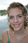 Attractive Female Teen