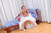 Nostalgic Bride