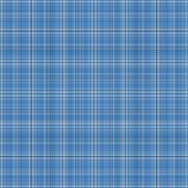Seamless Blue Plaid Background