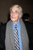 LOS ANGELES - FEB 24:  Martin Landau arrives at the 49th Annual Publicists Guild Awards Luncheon at