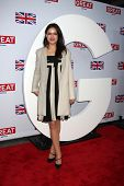 LOS ANGELES - FEB 24:  Sophie Winkleman arrives at the GREAT British Film Reception at the British C