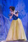 Snow White At The Disney Princess Show