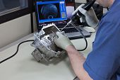 foto of endoscopy  - Video endoscopy - JPG
