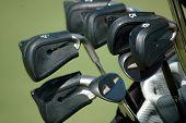 Tampas de clube de golfe