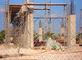 Firehouse Construction Site